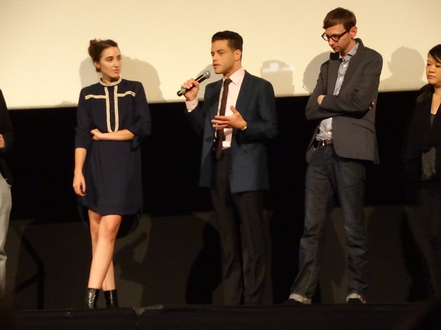 """Actors, Director and Producers of """"Buster's Mal Heart"""" on Stage for Q&A at The Toronto International Film Festival 2016 (TIFF 2016)"""