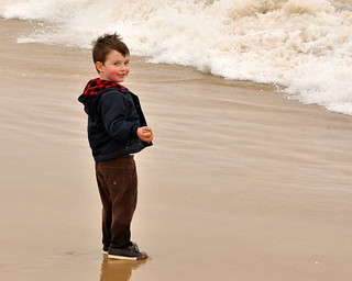 Aidan at Cape Henlopen | by matthew_culbertson