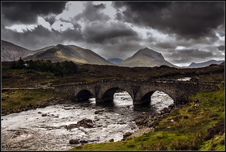 A storm's a brewin' | by Martin Steele.