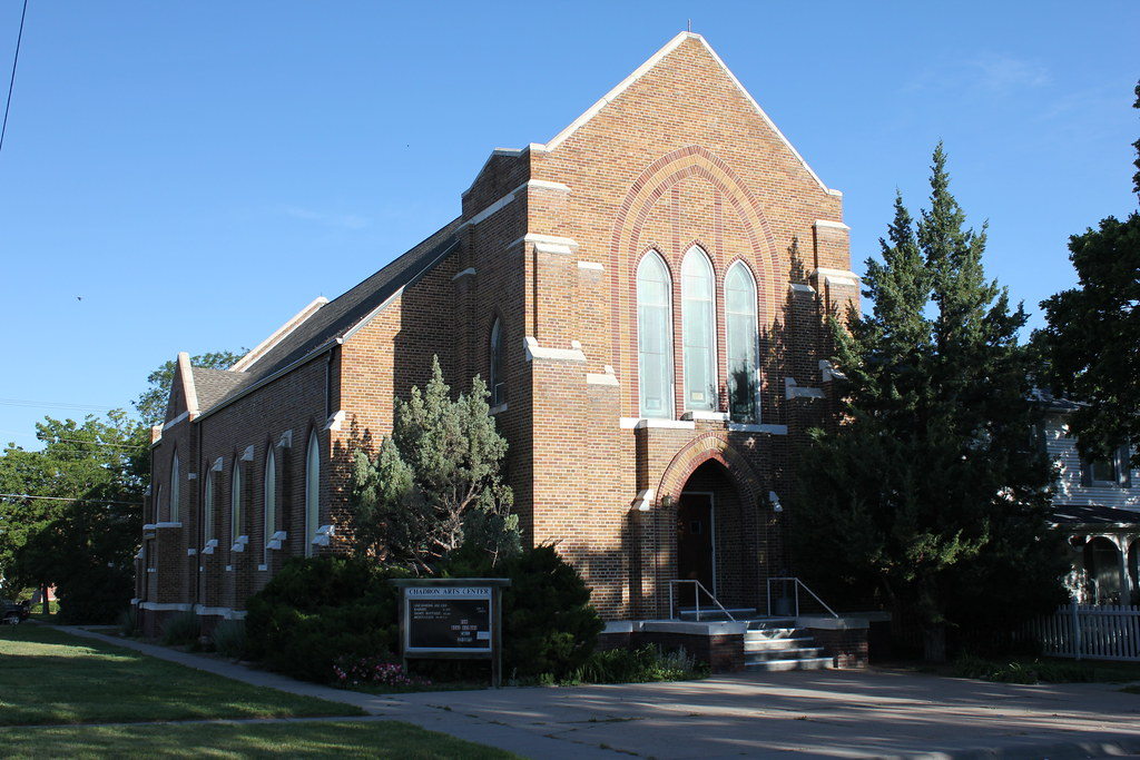 St Patrick S Catholic Church Former Chadron Ne Flickr