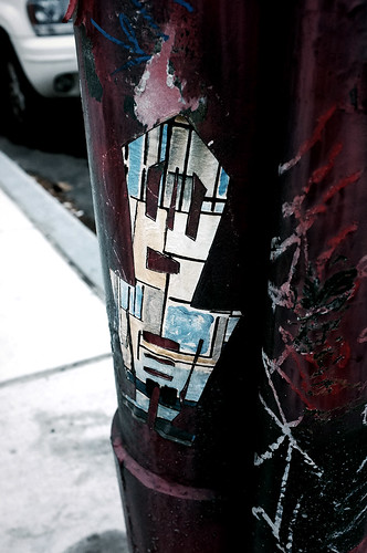 Stikman getting all Mondrian again! | by damonabnormal