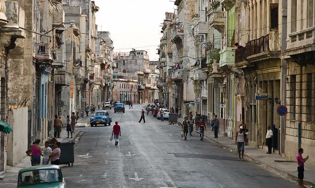 Las calles de La Habana