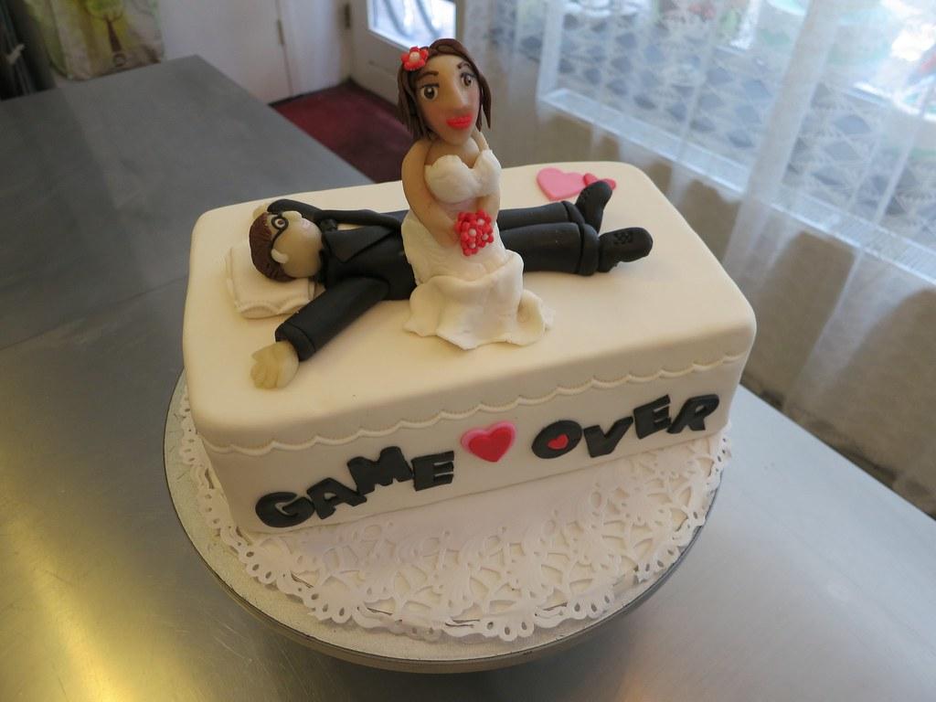 Bachelorette Cake Designs