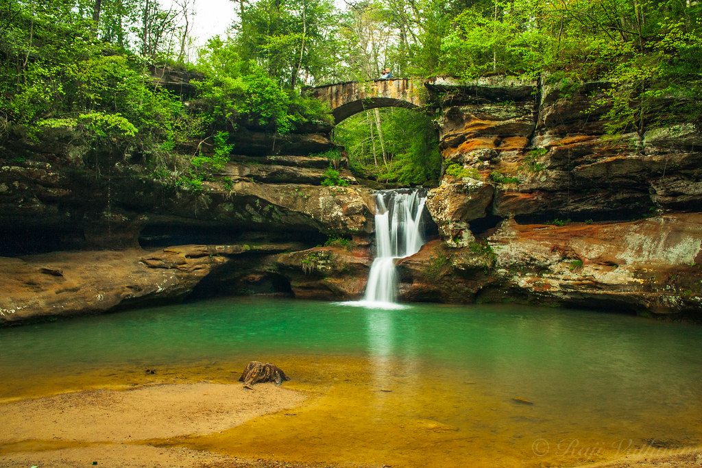 Classic Man Cave Park : Old man s cave from the hocking hills state park in