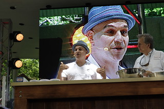 Michael Symon and Dean Fearing at The Great GoogaMooga Festival | by WarmSleepy
