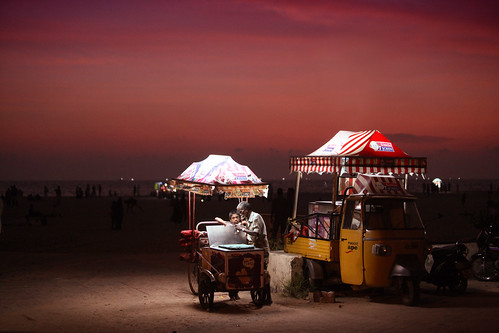 Uncle John Ice Cream @ Alleppey beach, Kerala | by VinothChandar
