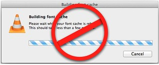Font Cache is gone | by fkuehne