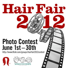Hair Fair Photo Contest Signage by Sasy Scarborough ♥