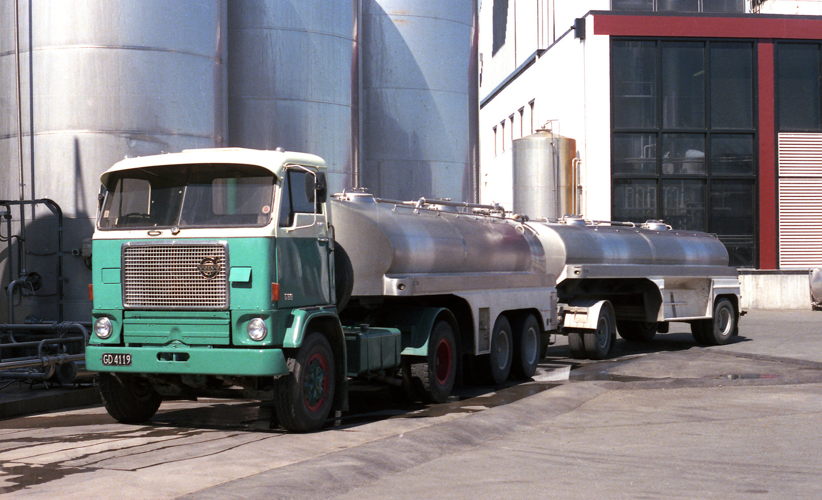 New Zealand Trucks In The 1980's   Flickr