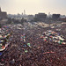 Celebrations as Muslim Brotherhood's Mohamed Morsi announced Egypt's president