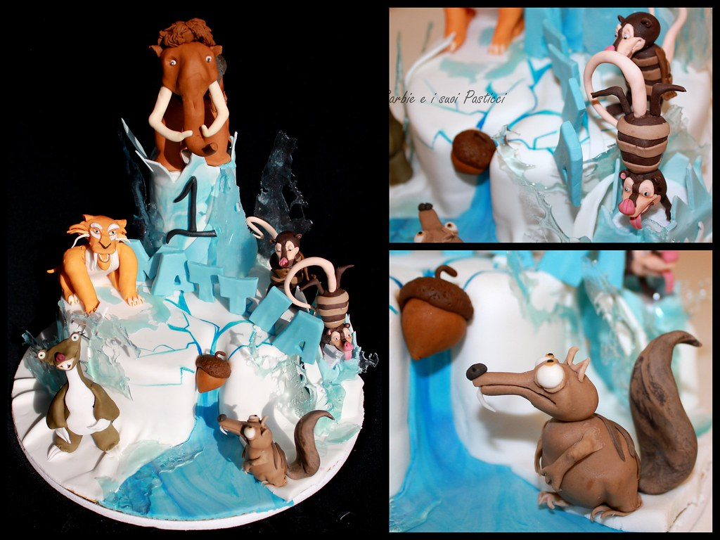 Ice Cake Pictures