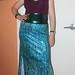 """BurdaStyle """"Melissa"""" knit mermaid skirt"""