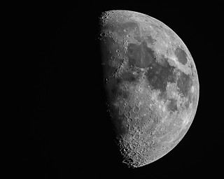 June 27 moon | by Marvin Bredel