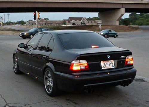 BMW M5 (E39) | by SPV Automotive