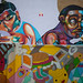 Two Planes - Two Artists | Design District Artists | 120609-2224-jikatu