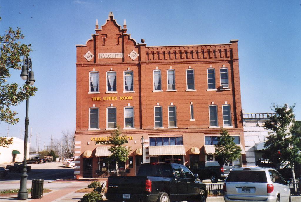 Barnesville Ga Masonic Hall The Upper Room This
