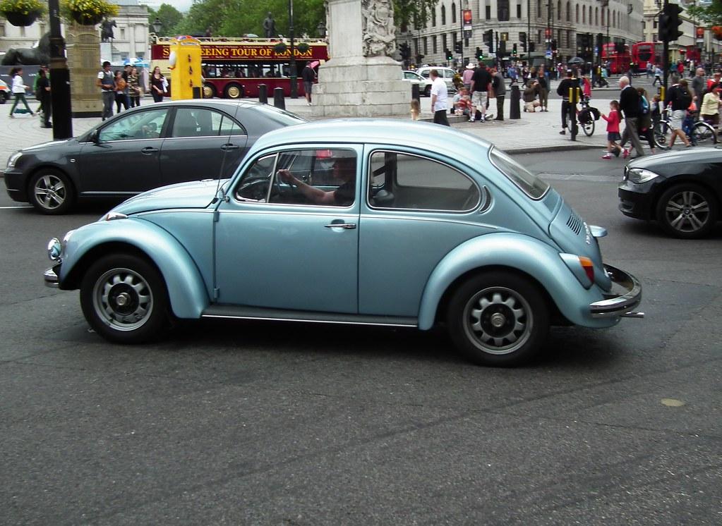 Vw Beetle 1300 1972 Volkswagen 1300 Super Beetle Type 1
