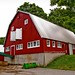 Red Barn ~ New Gloucester, Maine