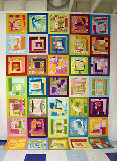 Fresh Comfort 2 Bee Blocks 2010 Quilt Top Finished! | by Mle BB