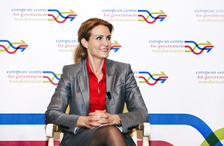 Helle Thorning-Schmidt | by lisboncouncil