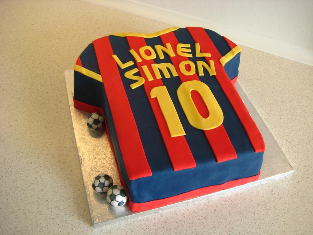 Fc Cake Design Roma : fc Barcelona Cake Designs images