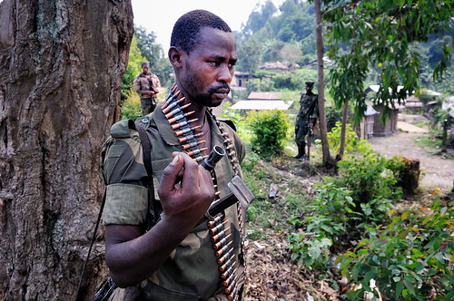 M23 troops Bunagana 5 | by Al Jazeera English