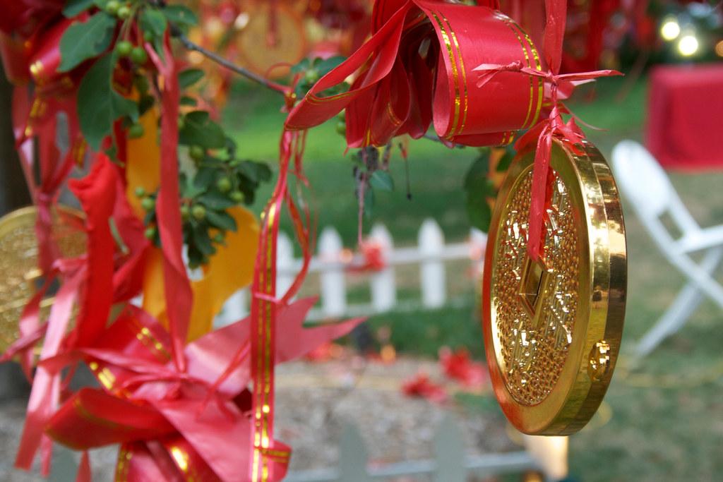Luck medallion lantern festival missouri botanical gar Missouri botanical garden lantern festival
