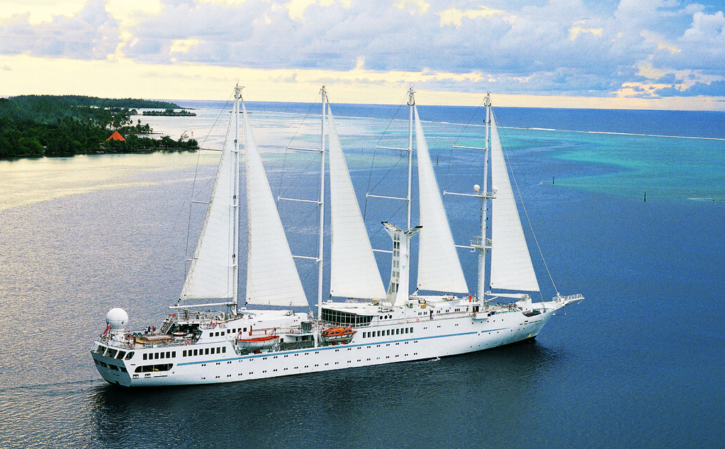 Windstar Cruises Wind Star Wind Spirit Sub Editors Th Flickr - Wind spirit
