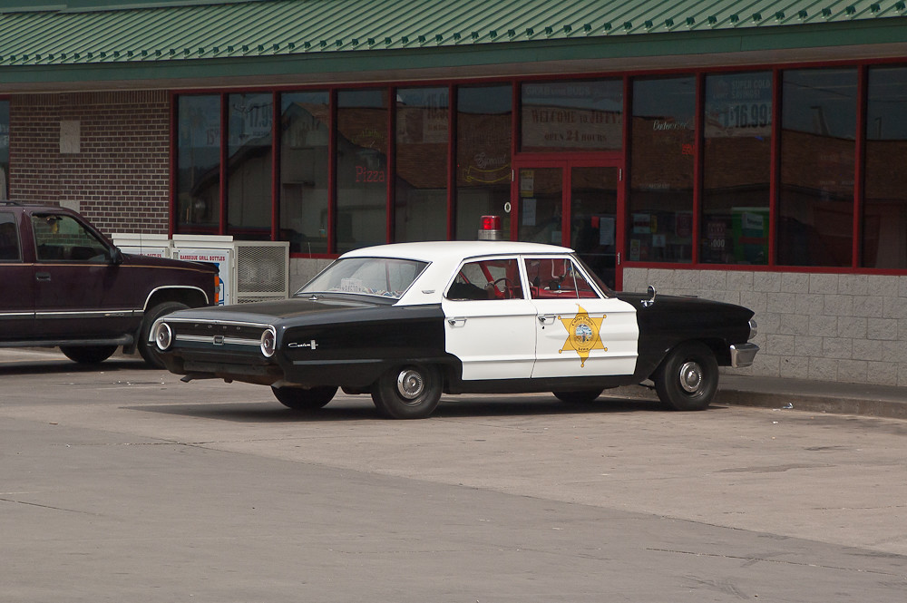 Colfax Iowa Police Car Seen In Toledo Ia At A Local Conv Flickr