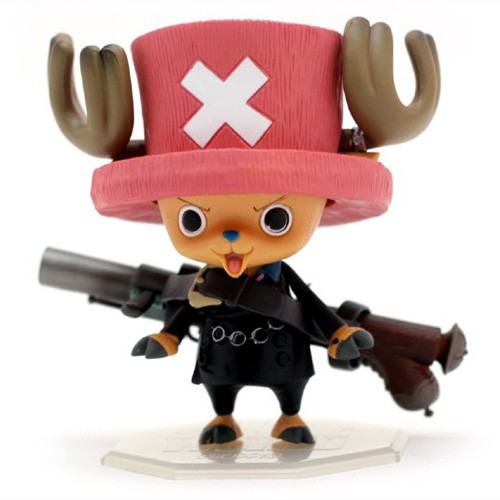 Action Figure of One Piece-Chopper | by Lee Helen