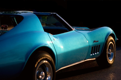 blue vette | by northernlightphotograph