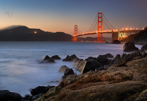 Bridge at Twilight | by mikeSF_