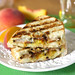 Peach, Bacon and Fontina Paninis