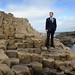 PM in Northern Ireland - Giant's Causeway