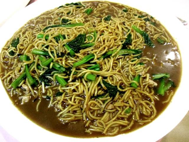 Sheraton Foochow fried noodles