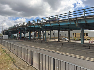 Lodge Avenue Flyover | by diamond geezer