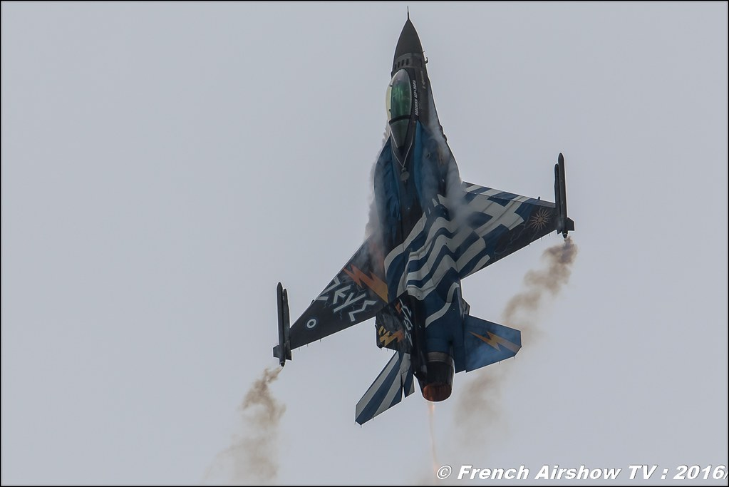 F-16 Zeus Demo Team , F-16 Demo Team Hellenic Air Force , HAF F-16 ZEUS ,Belgian Air Force Days 2016 , BAF DAYS 2016 , Belgian Defence , Florennes Air Base , Canon lens , airshow 2016