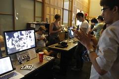 [ETB/SIS] Interactive Art / Digital Fabrication Group Show (S'12)