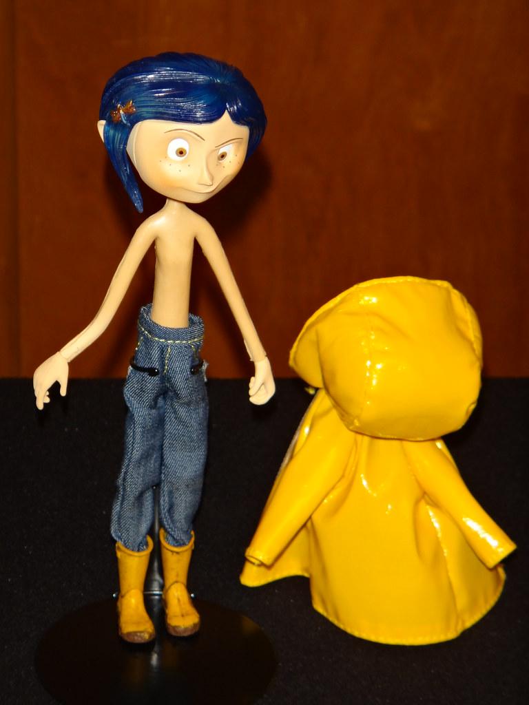 Coraline Doll Neca