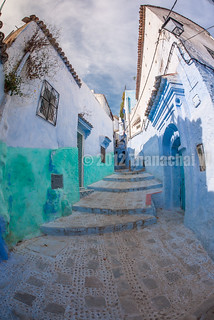 Narrow Streets of Chefchaouen II | by Beum Gallery