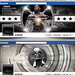 PSD Awesome Facebook Timeline Covers 2in1