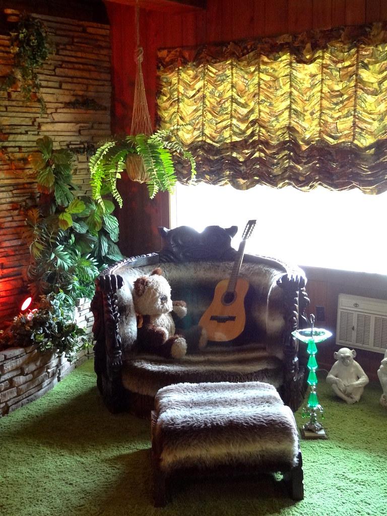 Jungle Room Elvis House