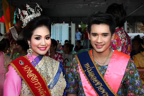 Miss and Mister Songkran 2012 | by Bertrand Linet