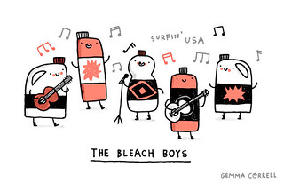 The Bleach Boys | by gemma correll