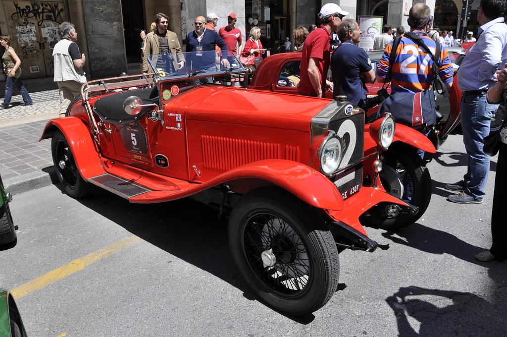 OM 665 Superba (1927)
