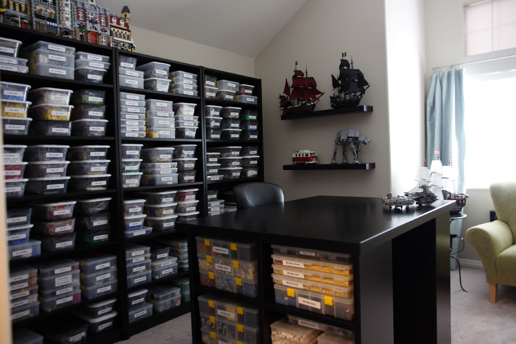 Lego Room Updated Updated Now We Just Need To Build