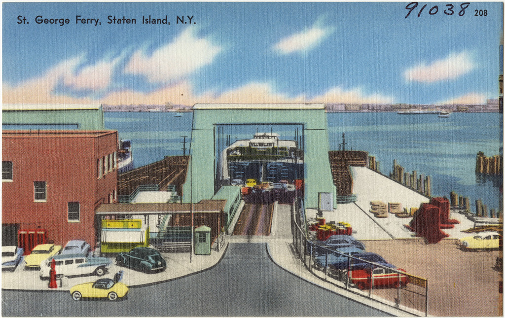 St George Staten Island Library