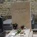 Paris-Grave of Jean Paul SARTRE and Simone DE BEAUVOIR-Montparnasse Cemetery, 5-8-2012
