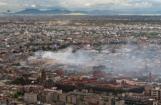 Fire in Mexico City | by Phil Marion