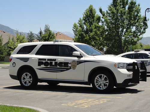 Dodge Durango Police >> South Jordan PD, UT Dodge Durango | This vehicle has the age… | Flickr